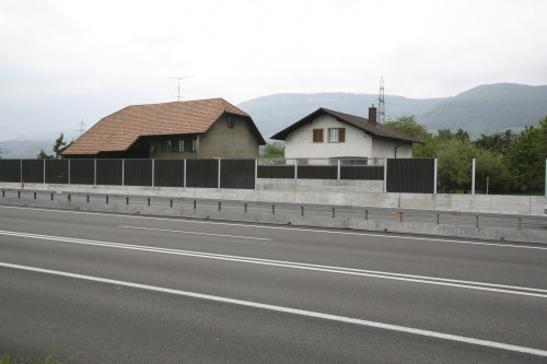 Ausfahrt Niederbipp